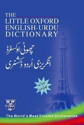 Little Oxford English-Urdu Dictionary book