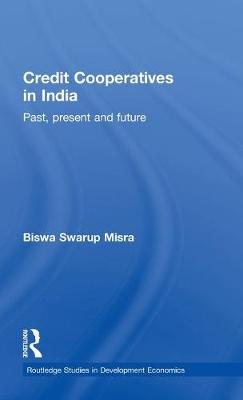 Credit Cooperatives in India book