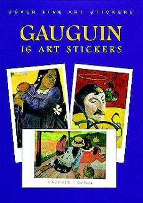 Gauguin: 16 Art Stickers by Paul Gauguin
