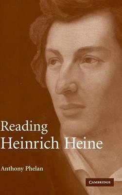 Reading Heinrich Heine book