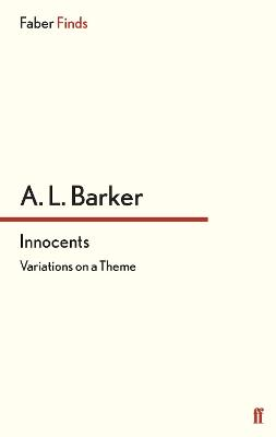 Innocents by A. L. Barker