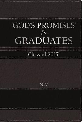 God's Promises for Graduates: Class of 2017 - Black by Jack Countryman
