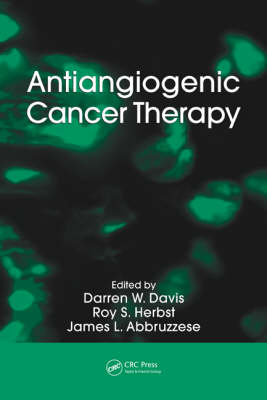 Antiangiogenic Cancer Therapy book