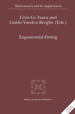 Exponential Fitting book