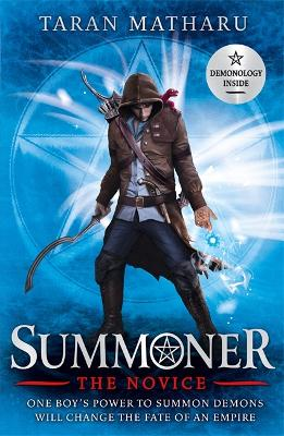 Summoner: The Novice book
