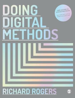 Doing Digital Methods Paperback with Interactive eBook by Richard Rogers