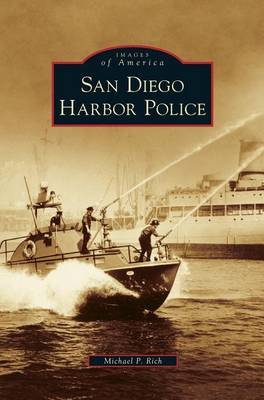 San Diego Harbor Police by Michael P Rich
