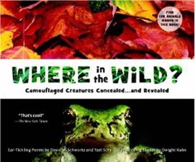 Where In The Wild? book