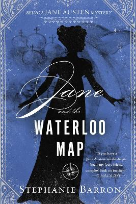 Jane And The Waterloo Map book