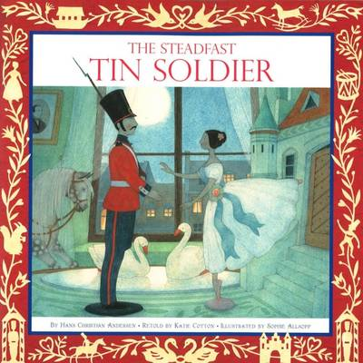 Tin Soldier book