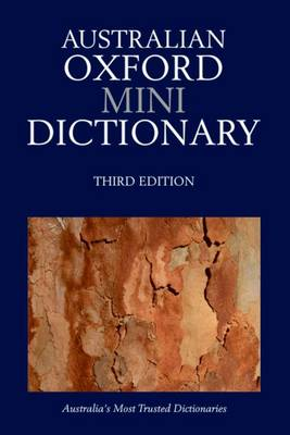 Australian Oxford Mini Dictionary by Mark Gwynn