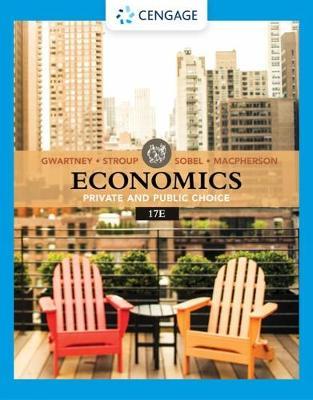 Economics: Private & Public Choice book