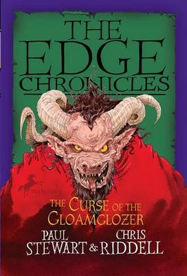 Edge Chronicles: The Curse of the Gloamglozer by Paul Stewart