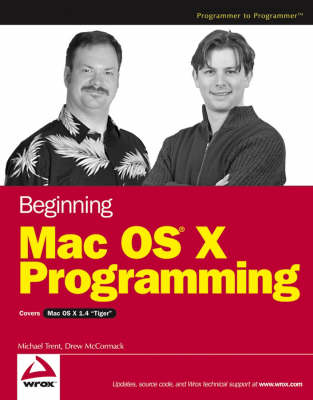 Beginning Mac OS X Programming book