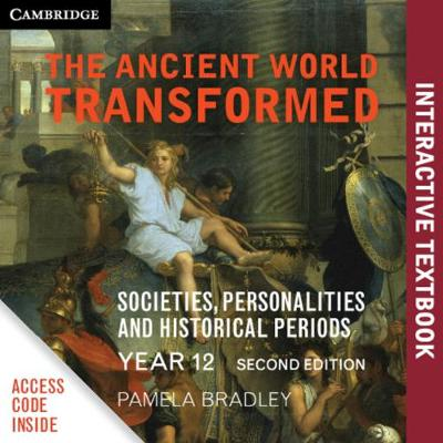 The Ancient World Transformed Year 12 Digital (Card) book