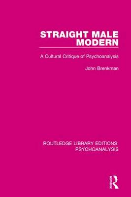 Straight Male Modern book