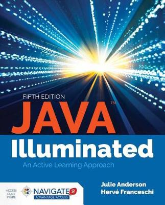 Java Illuminated by Julie Anderson