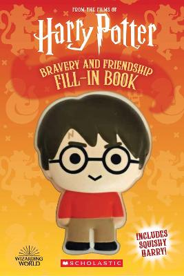 Harry Potter: Squishy: Friendship and Bravery book