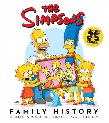 Simpsons Family History by Matt Groening