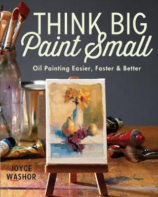 Think Big Paint Small book