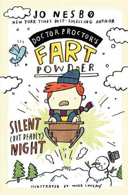 Silent (But Deadly) Night book