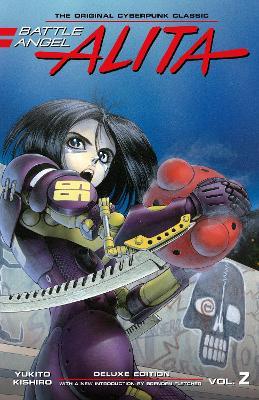 Battle Angel Alita Deluxe Edition 2 book