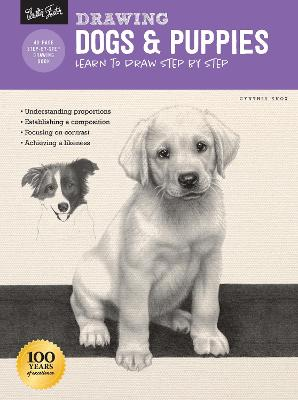 Drawing: Dogs & Puppies: Learn to draw step by step by Cynthia Knox
