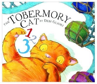 Tobermory Cat 1, 2, 3 by Debi Gliori