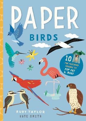Paper Birds by Ruby Taylor