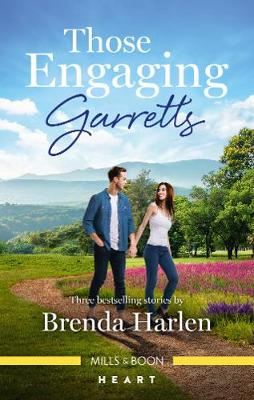 Those Engaging Garretts/The Single Dad's Second Chance/A Wife for One Year/The Daddy Wish by Brenda Harlen