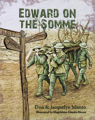 Edward on the Somme book