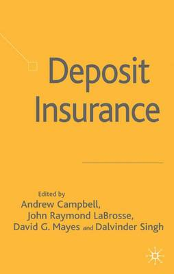 Deposit Insurance by Andrew Campbell