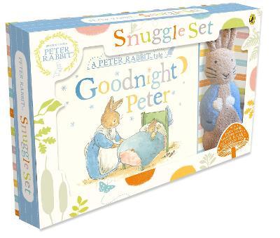 Peter Rabbit Snuggle Set book