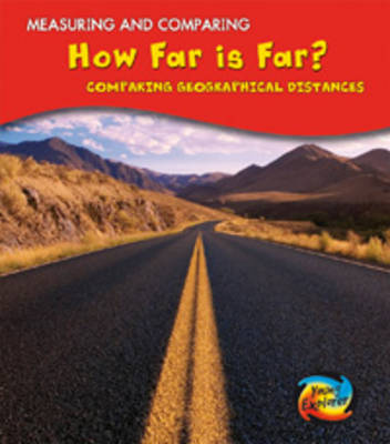How Far Is Far? by Vic Parker