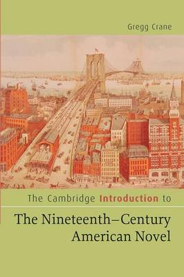 Cambridge Introduction to The Nineteenth-Century American Novel book