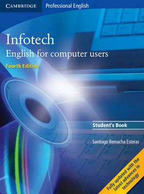 Infotech Student's Book by Santiago Remacha Esteras