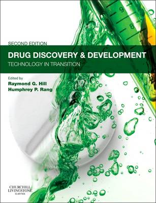 Drug Discovery and Development by Raymond Hill