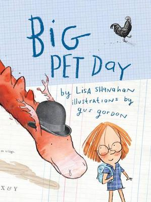 Big Pet Day book