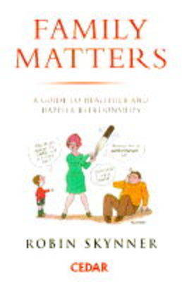 Family Matters: Essays on Family Mental Health book