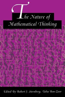 The Nature of Mathematical Thinking by Robert J. Sternberg