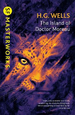 Island Of Doctor Moreau by H.G. Wells