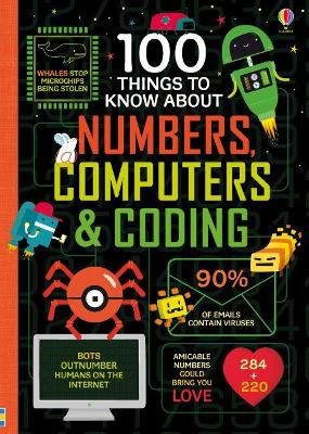 100 Things to Know About Numbers, Computers & Coding by Various