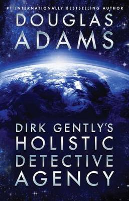 Dirk Gently's Holistic Detective Agency book