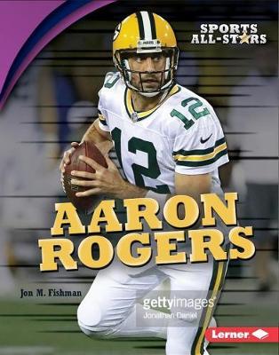 Aaron Rodgers by Jon M Fishman