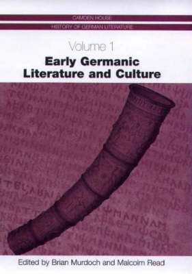 Early Germanic Literature and Culture by Brian Murdoch