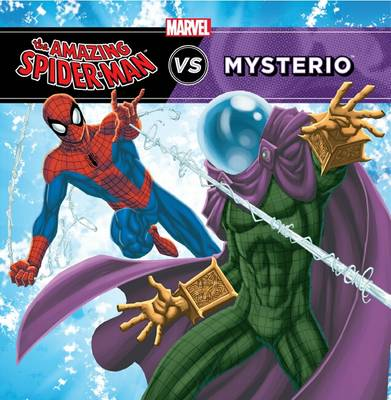 The Amazing Spider-Man Vs Mysterio by Michael Siglain