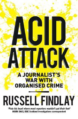 Acid Attack book