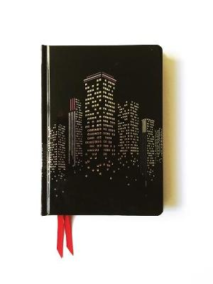 Cityscape (Contemporary Foiled Journal) by Flame Tree Studio