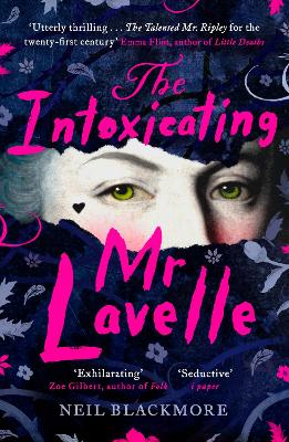 The Intoxicating Mr Lavelle: Shortlisted for the Polari Book Prize for LGBTQ+ Fiction book