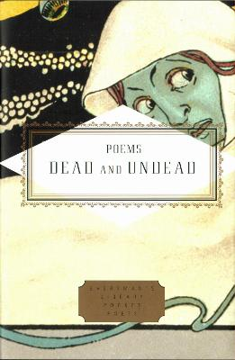 Poems of the Dead and Undead book